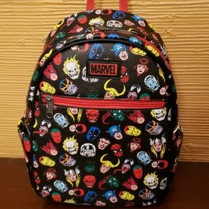 Marvel Avengers Mini Backpack Funko Loungefly